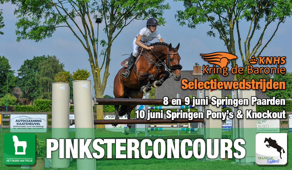 PINKSTERCONCOURS 2019